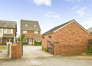 Thumbnail 4 bed detached house for sale in Main Road, Broughton, Chester, Flintshire