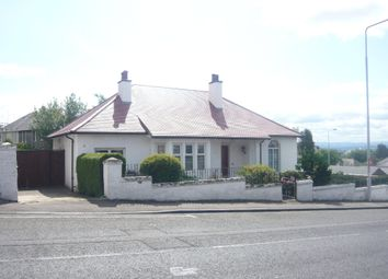 Thumbnail 3 bed detached bungalow to rent in Townhill Road, Dunfermline