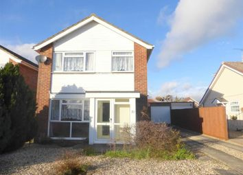 Thumbnail 3 bed detached house to rent in Trajan Road, Swindon, Wiltshire