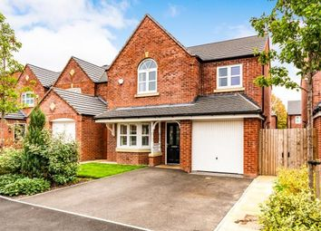 Thumbnail 4 bed detached house for sale in Whalley Close, Bury, Greater Manchester