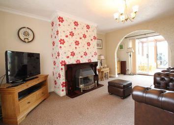 Thumbnail 3 bed semi-detached house for sale in Moors Bank, Oswestry, Shropshire