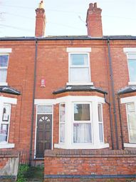 Thumbnail 4 bedroom end terrace house to rent in Gloucester Avenue, Lenton, Nottingham