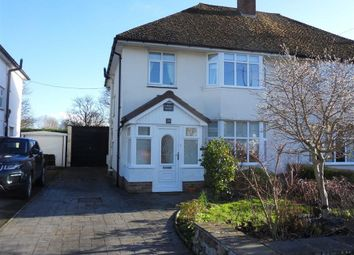 Thumbnail 3 bed semi-detached house for sale in Mill Street, Usk, Monmouthshire