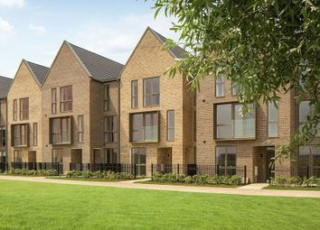 "Thumbnail 5 bedroom town house for sale in ""The Skylark"" at Hobson Avenue, Trumpington, Cambridge"