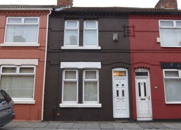 Thumbnail 2 bed terraced house to rent in Kirk Road, Liverpool