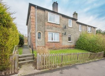 Thumbnail 2 bed flat for sale in Adamson Crescent, Dunfermline