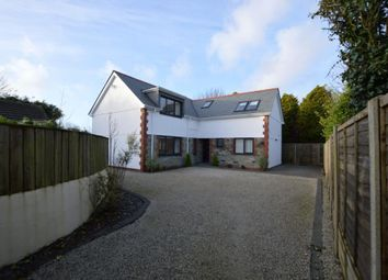 Thumbnail 5 bed detached house for sale in West Road, Quintrell Downs, Newquay, Cornwall