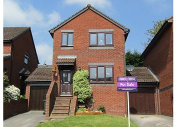 Thumbnail 3 bed detached house for sale in Lawn Drive, Chudleigh, Newton Abbot