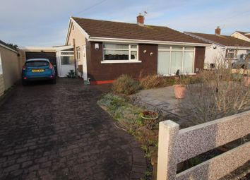 3 bed detached bungalow for sale in Matthew Road, Rhoose, Barry CF62
