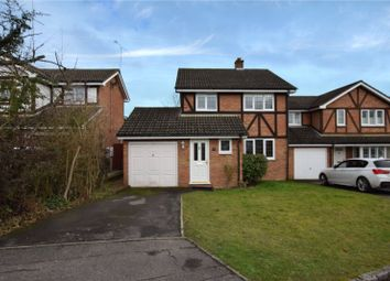 Thumbnail 3 bedroom detached house for sale in Tippits Mead, Bracknell, Berkshire