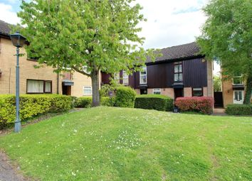 Thumbnail 1 bed end terrace house for sale in Fleetham Gardens, Lower Earley, Reading, Berkshire