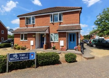 Thumbnail 2 bed maisonette for sale in Sir Toby Belch Drive, Warwick