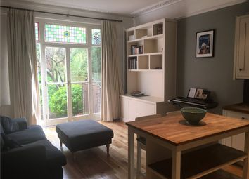Thumbnail 1 bed flat to rent in Trinity Road, Wandsworth, London
