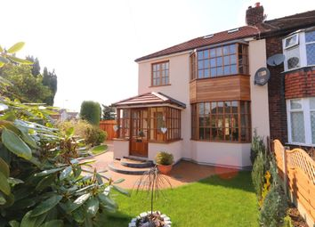 Thumbnail 3 bed semi-detached house for sale in Fairbourne Road, Denton, Manchester