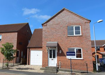 Thumbnail 3 bed detached house for sale in Old School Mews, Spilsby