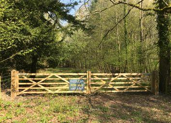 Thumbnail Land for sale in Wellers Town Road, Chiddingstone, Edenbridge