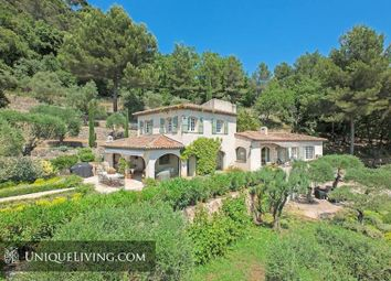 Thumbnail 6 bed villa for sale in Cabris, Grasse, French Riviera