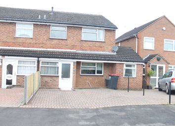 Thumbnail 3 bed semi-detached house to rent in Birch Grove, Birchmoor, Tamworth