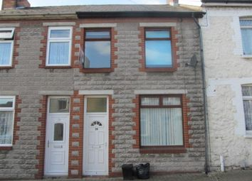 Thumbnail 3 bed terraced house to rent in Llewellyn Street, Barry, Vale Of Glamorgan