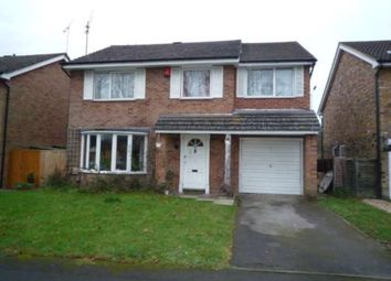 Thumbnail 4 bedroom detached house to rent in Kilowna Close, Charvil, Reading