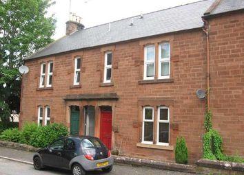 Thumbnail 2 bed flat to rent in Primrose Street, Dumfries