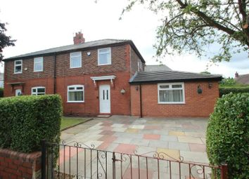 Thumbnail 3 bed semi-detached house for sale in Glebelands Road, Sale
