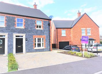 Thumbnail 3 bed semi-detached house for sale in Ballantine Way, Lisburn