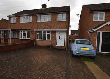 Thumbnail 3 bed semi-detached house for sale in Tudor Avenue, Stanford Le Hope, Essex