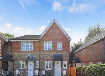 Thumbnail 2 bed end terrace house for sale in Sevenoaks Close, Belmont, Sutton