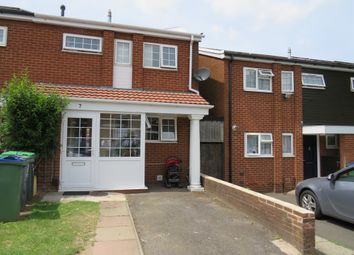Thumbnail 3 bed semi-detached house for sale in Baldwin Close, Tividale, Oldbury