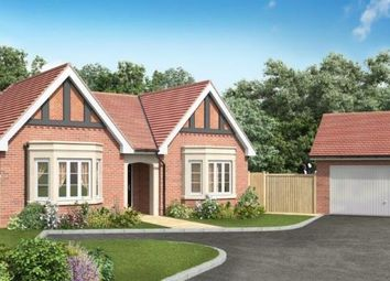 Thumbnail 3 bedroom detached bungalow for sale in Ingleby Avenue, Normanton, Derby