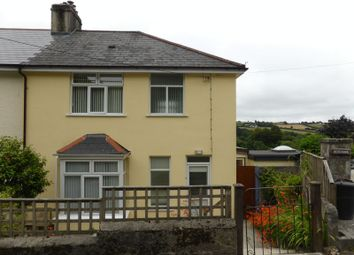 Thumbnail 3 bed semi-detached house for sale in Rose Hill, Lostwithiel