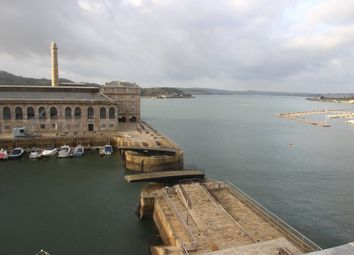 Thumbnail 2 bed flat to rent in Mills Bakery, Royal William Yard, Plymouth