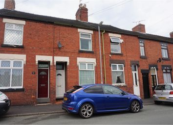 Thumbnail 3 bed terraced house for sale in Plant Street, Stoke-On-Trent