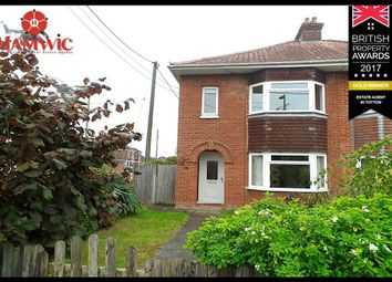 Thumbnail 3 bed end terrace house for sale in Salisbury Road, Southampton
