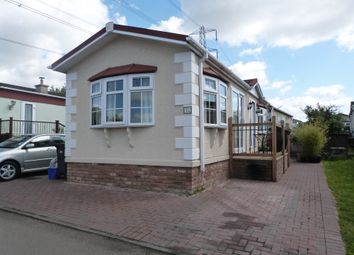 Thumbnail 1 bed mobile/park home for sale in First Avenue, Waltham Abbey