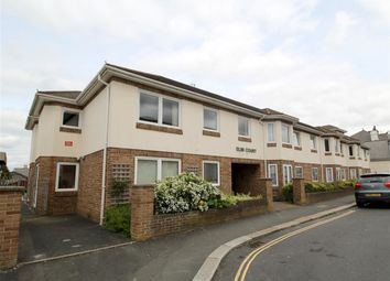 Thumbnail 1 bed flat for sale in Elim Court, Plymouth