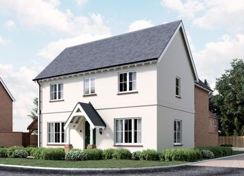 Thumbnail 3 bed detached house for sale in The Grange High Street, Tetsworth, Thame