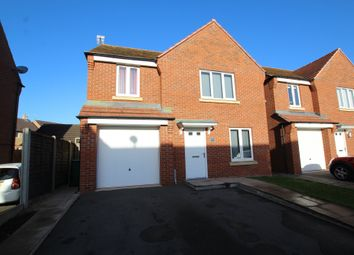 Thumbnail 4 bed detached house for sale in Signals Drive, Coventry