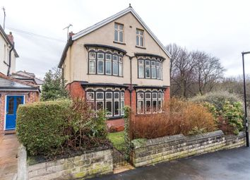Thumbnail 6 bed detached house for sale in Stockarth Lane, Oughtibridge, Sheffield