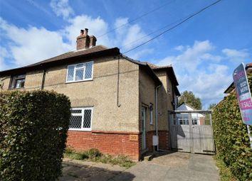 Thumbnail 3 bed semi-detached house for sale in Verdon Avenue, Hamble, Southampton