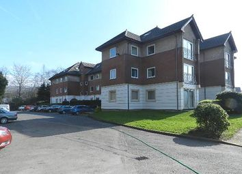 Thumbnail 1 bed flat to rent in Pavia Court, Pontypridd