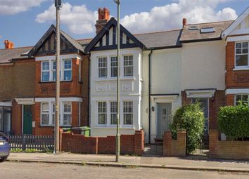 Thumbnail 4 bed terraced house for sale in Church Road, Epsom, Surrey