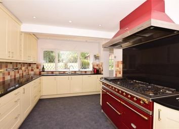 Thumbnail 4 bed detached bungalow for sale in Cooling Common, Cliffe, Rochester, Kent