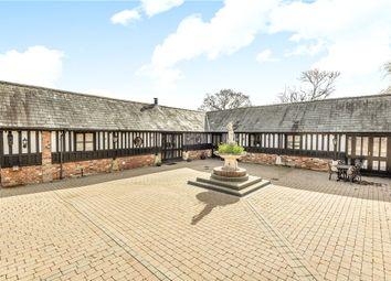 Thumbnail 2 bed equestrian property for sale in Redbridge Farm, Dolmans Hill, Lytchett Matravers, Poole
