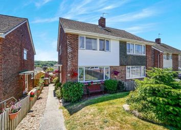 Thumbnail 3 bed semi-detached house for sale in Tamerton Foliot, Plymouth, Devon