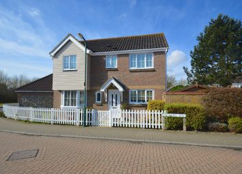 Thumbnail 3 bed detached house for sale in Pochard Way, Great Notley, Braintree