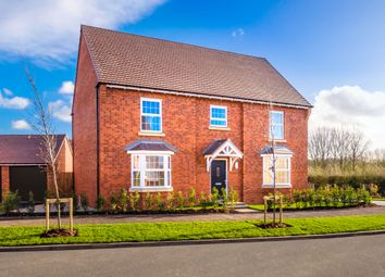 "Thumbnail 5 bed detached house for sale in ""Henley"" at Stockton Road, Long Itchington, Southam"