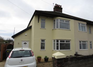 Thumbnail 3 bed semi-detached house for sale in Ty Wern Road, Heath, Cardiff