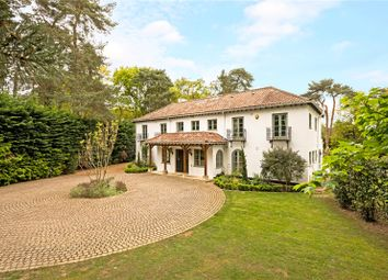 Thumbnail 6 bed detached house for sale in Godolphin Road, Weybridge, Surrey